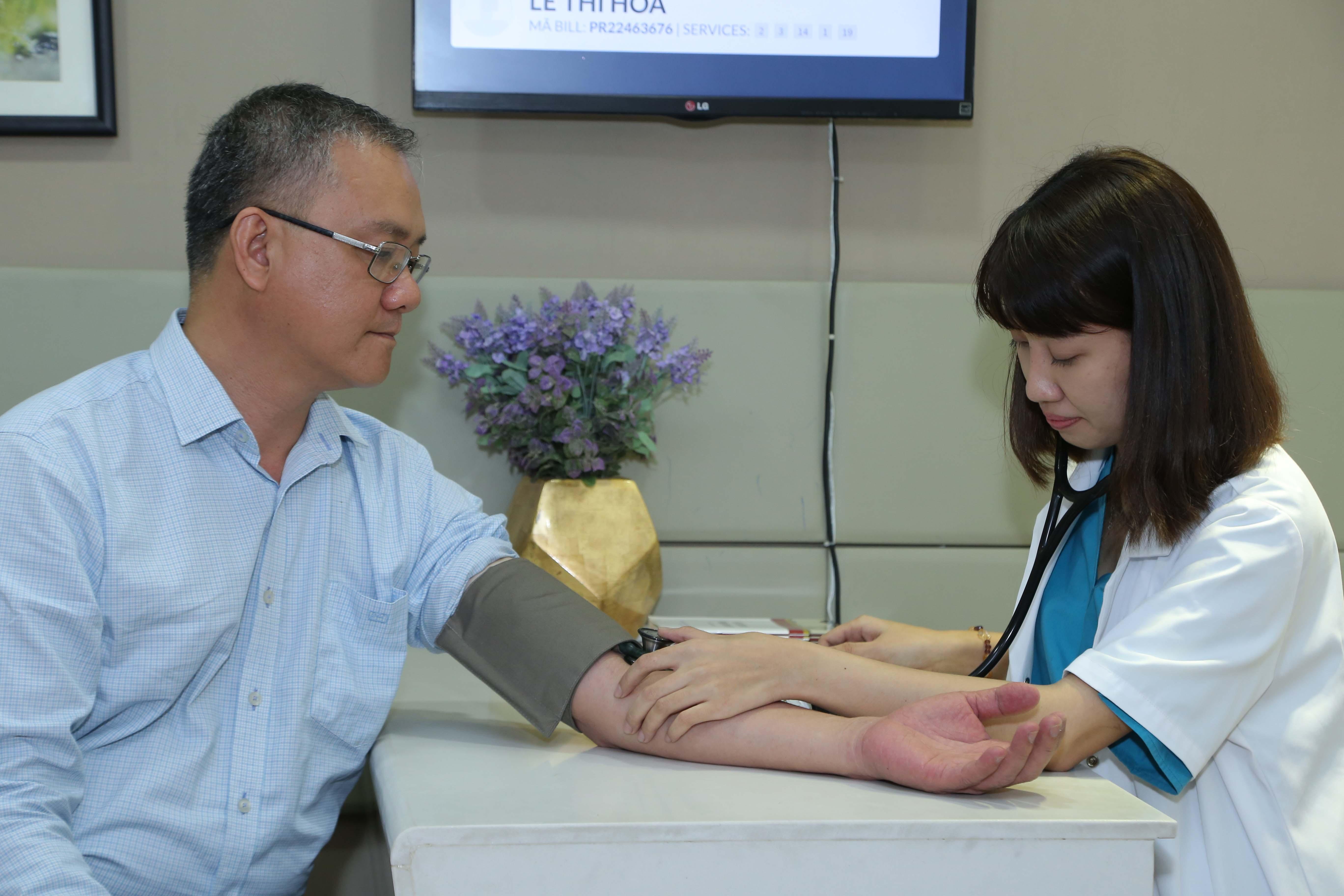 3 Lợi ích khi khám tim mạch tại phòng khám tư nhân