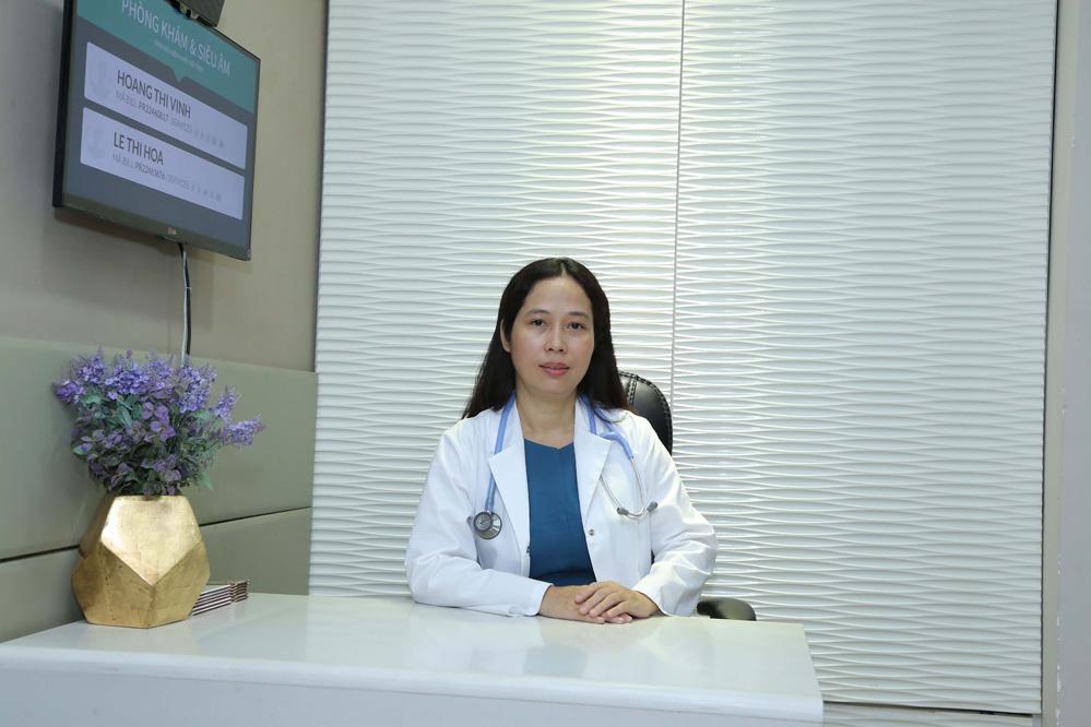 Phòng khám tim mạch của bác sĩ Phan Hoàng Thủy Tiên tại TP.HCM