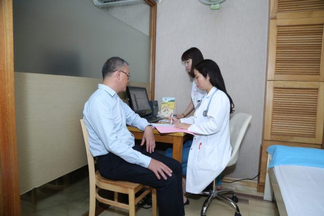 phòng khám tim mạch